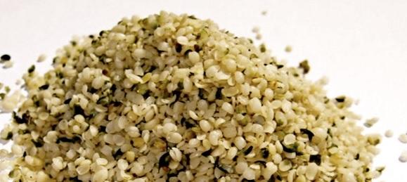 Łuskane nasiona konopi